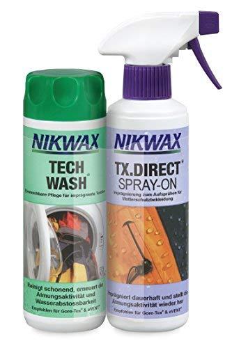 Nikwax Waschmittel Tech Wash TX Direct Spray, transparent, 600 ml, 30342 -