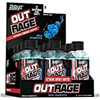 Preisvergleich für Nutrex Outrage Energy Shot Blue Raspberry