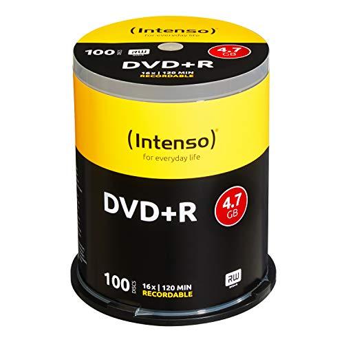Intenso DVD+R 16x...