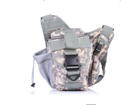 Zll/2015neue Kameratasche army Fan Tactical Sattel Tasche Geldbörse Freizeit Outdoor Single Schulter der Staubbeutel acu