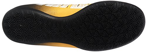 Nike Herren MercurialX Victory VI DF IC Fußballschuhe Orange (Laser Orange/black/white/volt)