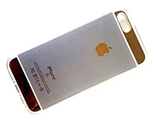 Fonixa Back cover for Apple iphone 5/5s silver