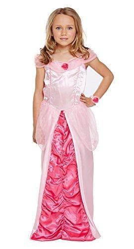 Costume principessa addormentata Medium 7–9anni