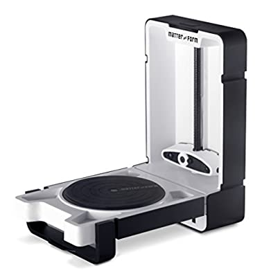 Matter and Form MFS1V1 3D Scanner-Black/White