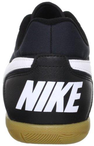Nike 580452-010, Chaussures de Football en Salle Homme Noir