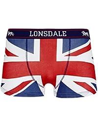 Lonsdale London Retro Shorts Size L No.: 1152553554Boxers Briefs Boxers