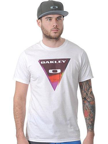 Oakley Herren Bekleidung Spectrum Tee White