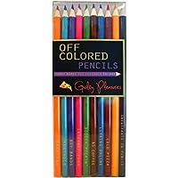 Off Colored Pencils - GUILTY PLEASURES -