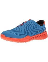 ECCO Men S-Drive Zapatillas de Golf, Hombre, Azul (Azul 50734), 39 EU