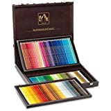 Caran d'Ache Supra Color Soft 120 color wooden box input 3888-920 (japan import)