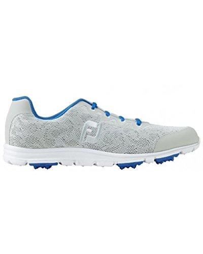 Footjoy enJOY 2017 Damen silbergrau/blau Farbe grau/blau, Size EU 36 1/2