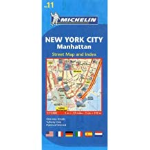 [(New York City : Manhattan City Plans)] [ Created by Michelin Travel & Lifestyle ] [March, 2012]