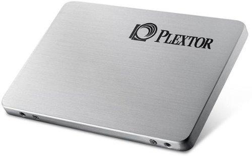 Plextor PX-256M5P interne SSD-Festplatte 256GB (6,4 cm (2,5 Zoll), SATA III) silber