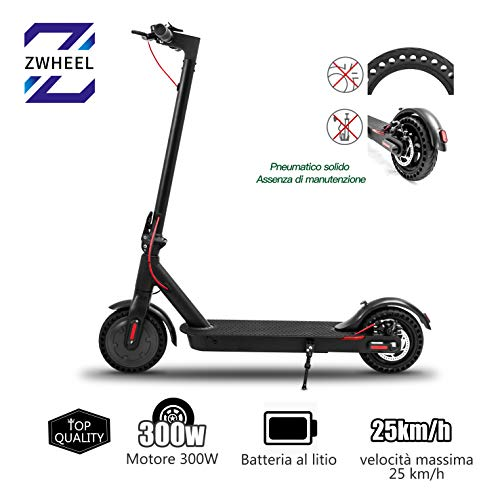 ZWheel Patinete Electrico E9 Basic ZLion 25 km/h 300W