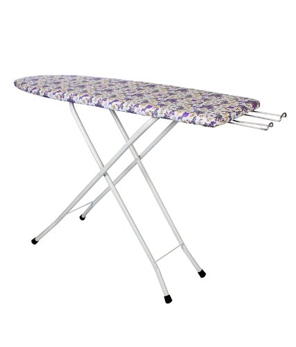 PAffy Folding Ironing Board / Table - Wooden ( 122 X 40 Cm)