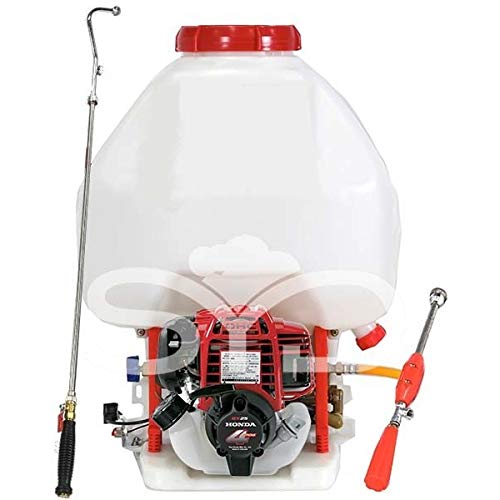 Mochila para sulfatar 25l. con motor Honda GX35.