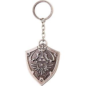 Zelda porte-clés métal Shield