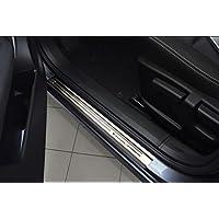 Exclusive acciaio inox set battitacco per Nissan Qashqai 2007- til oggi