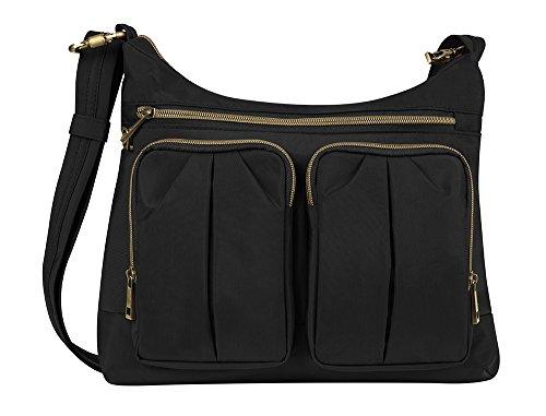 travelon-damen-hobo-bags-schwarz-mehrfarbig-42947-500