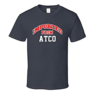 Imported From Atco New Jersey Sports City T Shirt