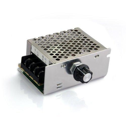 SODIAL (R) Regolatore di Tensione Voltaggio Silicone Alta Potenza 4000W con guscio