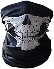 Skull Motorcycle Windproof Mask Cycling Mask Riding Bicycle Accessories-ek