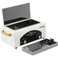 Esterilizador de calor Autoclave con temporizador Esterilización de herramientas de belleza para salón de belleza Manicure Peluquería estudio y en casa