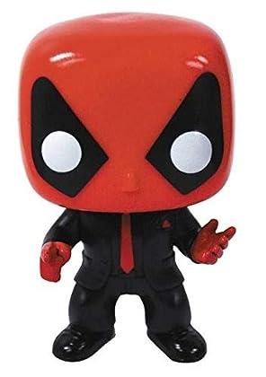 Funko Pop! Marvel: Deadpool Dressed to Kill Vin...