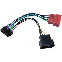 Auto-Elektronik Zubehör Auto- & Fahrzeugelektronik Aerzetix Stecker ISO 16 PIN Universal