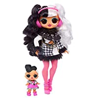 LOL Surprise Winter Disco OMG Dollie & Dollface Fashion Doll