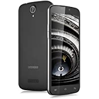Doogee X6 - Smartphone libre Android 3G (Pantalla 5.5 , Cámara 5 Mp, Android 5.1, Quad Core 1.3GHz,