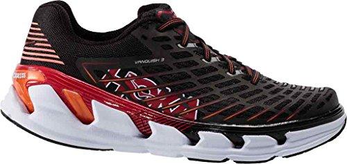 Hoka One M Vanquish 3Scarpe, Uomo Black/Formula One