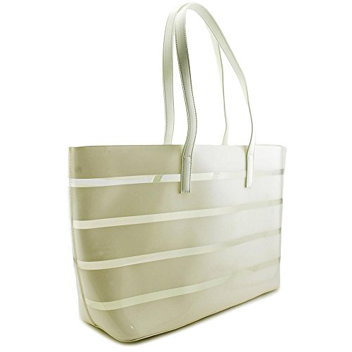 Buco Weekend Tote Donna Plastica White