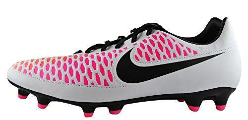Nike Herren Magista Onda Fg Fußballschuhe Blanco (Blanco (White/Black-Pink Blast-Volt))