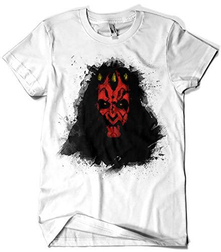 Camisetas La Colmena 4753-Sith Splatter (DDjvigo)