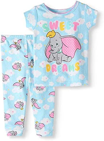 Dumbo The Elephant Sweet Sweet Sweet Dreams Baby Girls 2 Piece Sleepwear Pajama Set (9 Months) B07HDJL3TZ Parent | Autentico  | Nuovo Prodotto 2019  | Lasciare Che I Nostri Beni Vanno Al Mondo  | Per La Vostra Selezione  | benevento  | Cheapest  8ff4d9