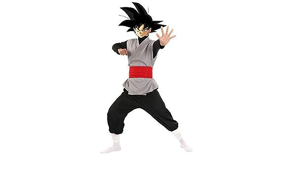Anime Dragon Ball Z Super Cosplay Goku Schwarz Kaio Zamasu Kostüm Unisex Adult Dragonball Halloween Party Kleidung Amazon De Bekleidung
