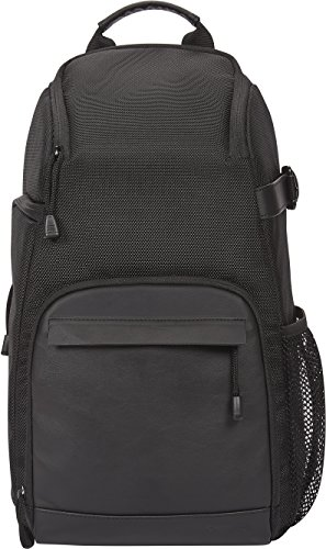 Canon SL100 Sling-Bag (Bis zu 3 Objektive, Ein Tablet und weiteres Zubehör, Geeignet für eine DSLR) schwarz -
