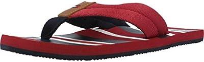 Sandalias y chanclas para hombre, color Rojo , marca TOMMY HILFIGER, modelo Sandalias Y Chanclas Para Hombre TOMMY HILFIGER FLOYD 12D Rojo