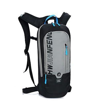 41B43lEGY7L. SS416  - Beibao 10 L Pack de Hidratación y Bolsa De Agua Ciclismo Mochila Mochila Cabalgata Ciclismo/Bicicleta ViajeBanda Reflectante Impermeable