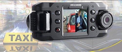 Nextbase Duo in auto dash cam fotocamera commerciale-nuovo doppia fotocamera anteriore e interno registrazione-passeggero commerciali e