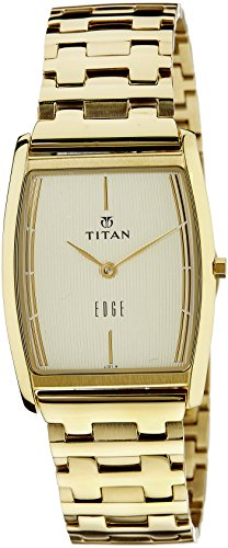41B44nJQePL - Titan 1044YM07 Edge Mens watch