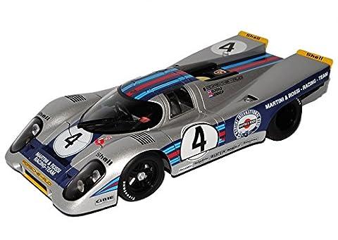 Porsche 917K 24h Daytona 1971 Elford Lennep Nr 4 87182 1/18 AutoArt Modell Auto
