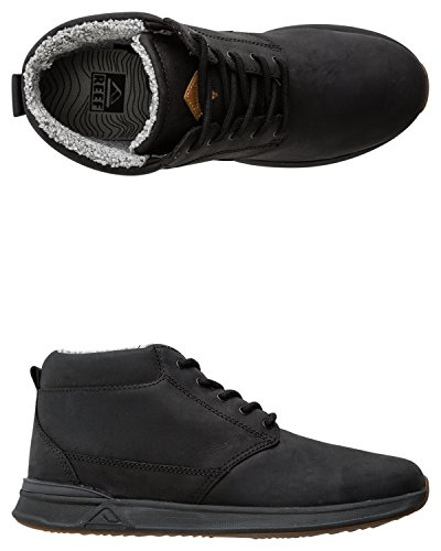 Reef Trainers - Reef Rover Mid Ls Trainers - Black Black