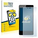 BROTECT AirGlass Protector Pantalla Cristal Flexible Transparente para THL T12 Protector Cristal Vidrio - Extra-Duro, Ultra-Ligero, Ultra-Claro