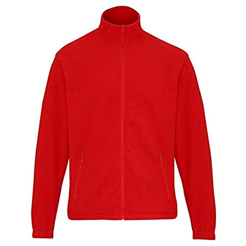 2786 Damen Modern Jacke Gr. M, rot (Microfiber Shirt Sleeve)