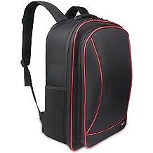 BUBM mochila para PSVR y PS4 pro/ Sony casco tipo VR gafas paquete / PS4 pro caso con shouders / organizadores de viajes - (negro)