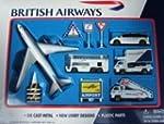 British Airways Toy Airport Playset f...