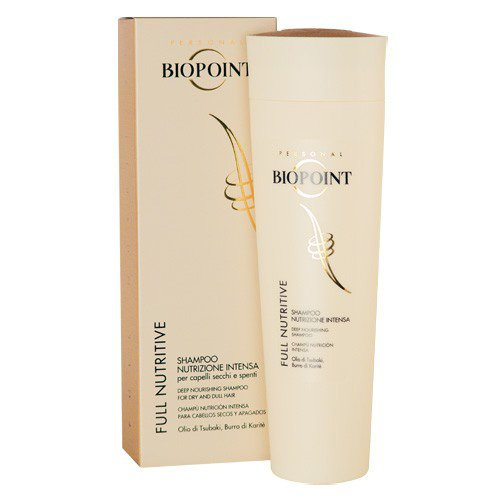 Biopoint Personal Full Nutrive Shampoo Nutrizione Intensa 200 Ml