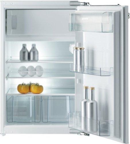 Gorenje RBI 5093 AW Einbau-Kühlschrank mit Gefrierfach / A+++ / Höhe: 87,5 cm / Kühlteil: 115 L / Gefrierteil: 17 L / weiß